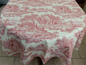 8 Seater Rectangular Tablecloth : AU$142   US$125 10 Seater Rectangular  Tablecloth : AU$169   US$148. Serviette : AU$12.00   US$10.40