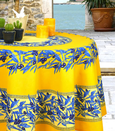 Superieur French Tablecloths And Provencal Fabrics