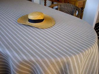 Linen Tablecloths And Linen Fabrics
