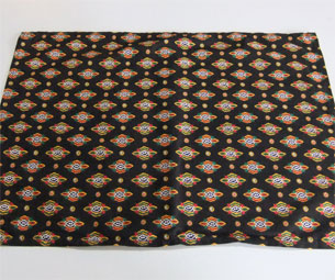 provencal placemat valdrome